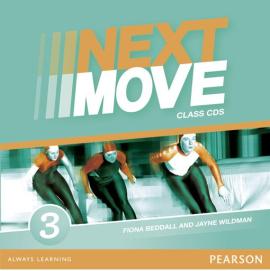 Next Move 3 CD (аудіодиск) - фото книги