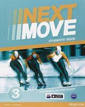Next Move 3 Student Book - фото обкладинки книги
