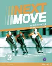 Next Move 3 Students' Book + MyLab Pack - фото обкладинки книги