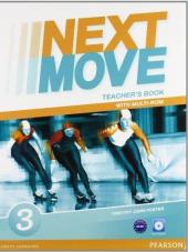 Next Move 3 Teacher's Book + CD - фото обкладинки книги
