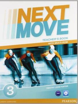 Next Move 3 Teacher's Book + CD - фото книги