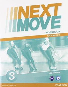 Next Move 3 Workbook + CD - фото книги