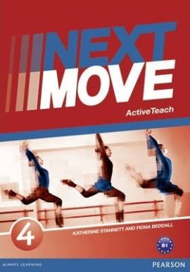 Next Move 4 Active Teach (інтерактивний курс) - фото книги