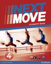 Next Move 4 Student Book - фото обкладинки книги
