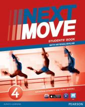 Next Move 4 Students' Book + MyLab Pack - фото обкладинки книги