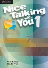 Nice Talking With You Level 1 Student's Book - фото обкладинки книги