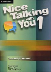 Nice Talking With You Level 1 Teacher's Manual - фото обкладинки книги