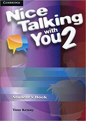Nice Talking With You Level 2 Student's Book - фото обкладинки книги