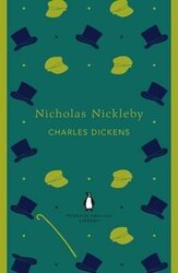 Книга Nicholas Nickleby