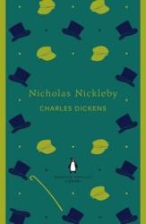 Nicholas Nickleby - фото обкладинки книги