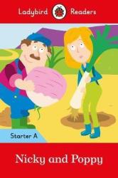 Nicky and Poppy: Ladybird Readers Starter Level A - фото обкладинки книги