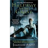 Night Huntress. Book 1: Halfway to the Grave - фото обкладинки книги