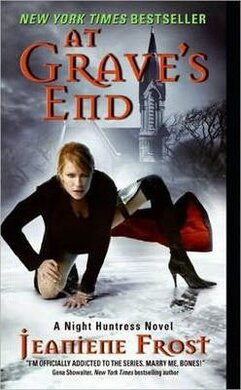 Night Huntress. Book 3: At Grave's End - фото книги
