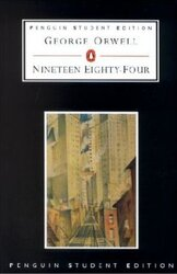 Nineteen Eighty-Four (Penguin student edition) - фото обкладинки книги