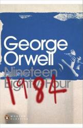 Nineteen Eighty-Four (Penguin student edition) - фото обкладинки книги