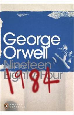 Nineteen Eighty-Four (Penguin student edition) - фото книги