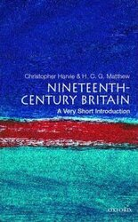 Nineteenth-Century Britain: A Very Short Introduction - фото обкладинки книги