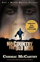 Книга No Country for Old Men
