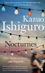Nocturnes : Five Stories of Music and Nightfall - фото обкладинки книги