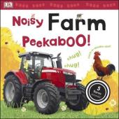 Noisy Farm Peekaboo! - фото обкладинки книги