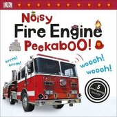 Noisy Fire Engine Peekaboo! - фото обкладинки книги