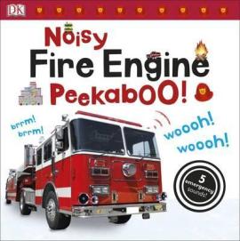 Noisy Fire Engine Peekaboo! - фото книги