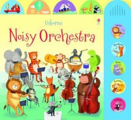 Noisy Orchestra - фото книги