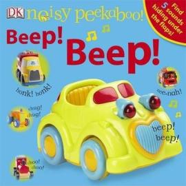 Noisy Peekaboo! Beep! Beep! - фото книги