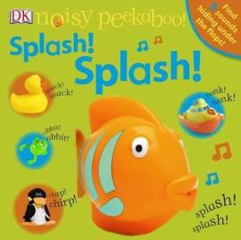 Noisy Peekaboo! Splash! Splash! - фото книги