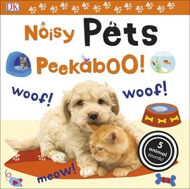 Noisy Pets Peekaboo! - фото книги