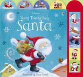 Noisy Touchy Feely Santa - фото обкладинки книги