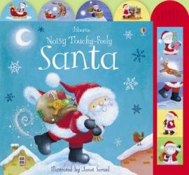 Noisy Touchy Feely Santa - фото книги
