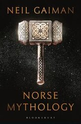 Norse Mythology - фото обкладинки книги