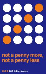 Not A Penny More, Not A Penny Less - фото обкладинки книги