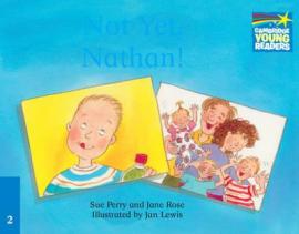 Not Yet, Nathan! Level 2 ELT Edition - фото книги