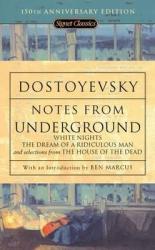 Notes from Underground - фото обкладинки книги