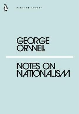 Notes on Nationalism - фото книги