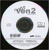 Nuevo Ven 2. CD audio - фото обкладинки книги