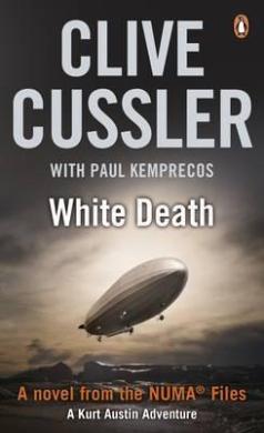 NUMA Files. Book 4. White Death - фото книги