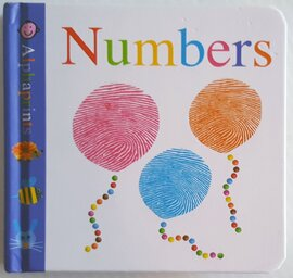 Numbers : First Concepts - фото книги