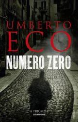 Numero Zero - фото обкладинки книги