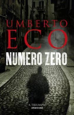 Numero Zero - фото книги