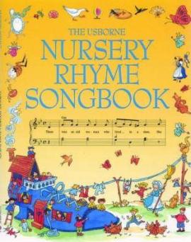 Nursery Rhyme Songbook - фото книги