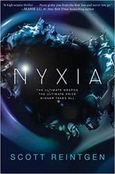 Nyxia - фото обкладинки книги