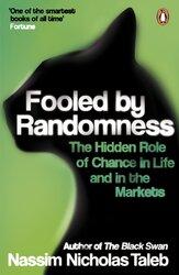 Обдурені випадковістю. Незрима роль шансу у житті та бізнесі - фото обкладинки книги