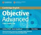Objective Advanced 3rd edition. Class Audio CD (комплект із 2 аудіодисків) - фото обкладинки книги