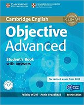 Objective Advanced Student's Book with Answers - фото обкладинки книги