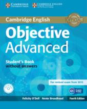 Objective Advanced Student's Book without Answers - фото обкладинки книги