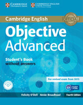 Аудіодиск Objective Advanced Student's Book without Answers