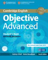 Книга для вчителя Objective Advanced Student's Book without Answers